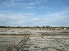 Vacated Chevy Plant