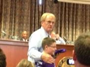 Mayor Dennis Tyler