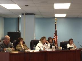 County Council Budget Mtg