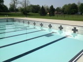 The filling of Tuhey Pool