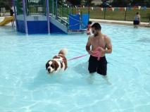 We Drool at Tuhey Pool